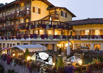 Hotel 4 stelle - Hotel Alle Alpi Beauty & Relax