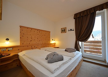 Hotel 3 stars S in Moena - Rooms - Photo ID 1040