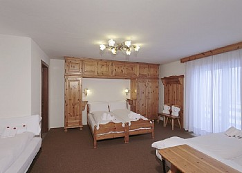 Hotel 3 stelle S a Moena - Camere - ID foto 1212